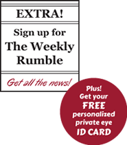The Weekly Rumble