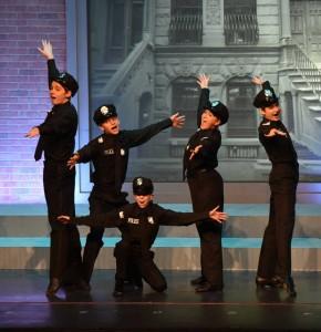 cops-pose